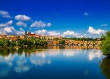 3 napos kirándulás Csehországban, városnézés Prágában és Cesky Krumlovban, busszal, reggelivel