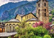 7 napos körutazás a Pireneusokban, Spanyolországban és Franciaországban, repülőjeggyel, illetékkel