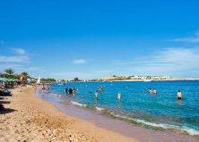 8 napos nyaralás Egyiptomban, Sharm El Sheikh-ben, a Ghazala Beach**** Hotelben